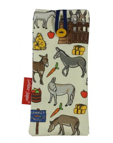 Selina-Jayne Donkey Limited Edition Designer Glasses Case
